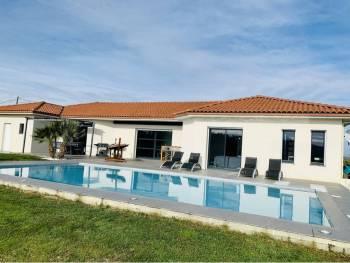 Magnifique villa de 180 m2 vue Pyrenees