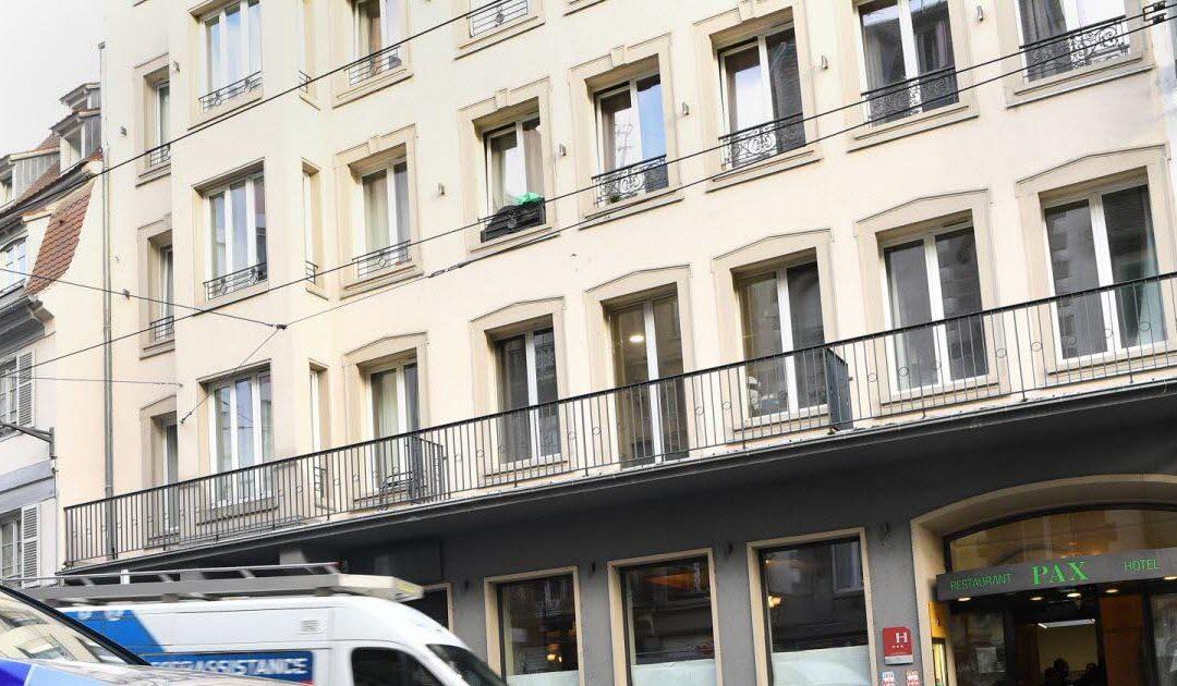 Strasbourg. Feu de chambre: 70 personnes évacuées